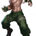Street Fighter 3 Online Edition Alex Characters List Artwork