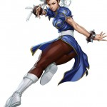 Street Fighter 3 Online Edition Chun-Li Characters List Artwork