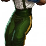Street Fighter 3 Online Edition Dudley Characters List Artwork