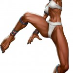 Street Fighter 3 Online Edition Elena Characters List Artwork