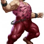 Street Fighter 3 Online Edition Hugo Characters List Artwork
