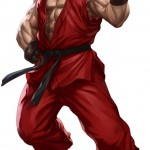 Street Fighter 3 Online Edition Ken Characters List Artwork