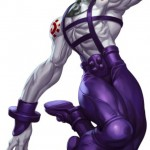 Street Fighter 3 Online Edition Necro Characters List Artwork