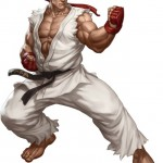 Street Fighter 3 Online Edition Ryu Characters List Artwork