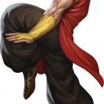 Street Fighter 3 Online Edition Yang Characters List Artwork