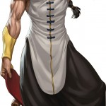 Street Fighter 3 Online Edition Yun Characters List Artwork