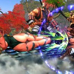 Street Fighter vs Tekken Cammy White Character Screenshot