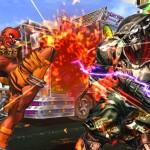 Street Fighter X Tekken Dhalsim Character Screenshot