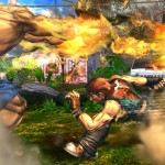 Street Fighter x Tekken Hwoarang Character Screenshot