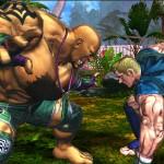 Street Fighter x Tekken Marduk Character Screenshot