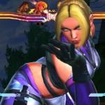 Street Fighter x Tekken Nina Williams Character Screenshot