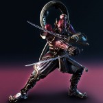 Tekken Tag Tournament 2 Yoshimitsu New Look Artwork