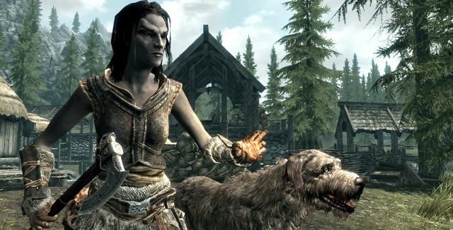 Skyrim Trailer Shows New Gameplay