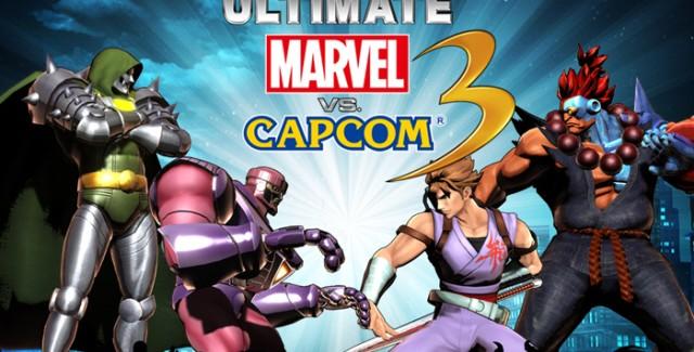 Ultimate Marvel vs. Capcom 3 Characters - 75.3KB