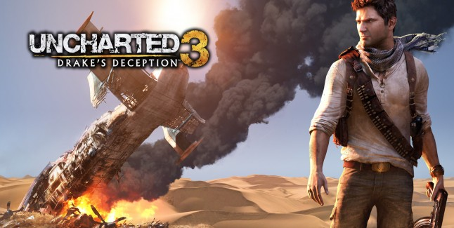 Uncharted 3 Drake's Deception Promo Image