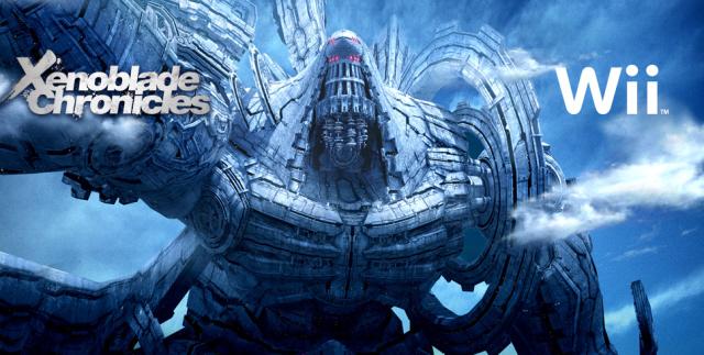 Xenoblade Chronicles Walkthrough Artwork