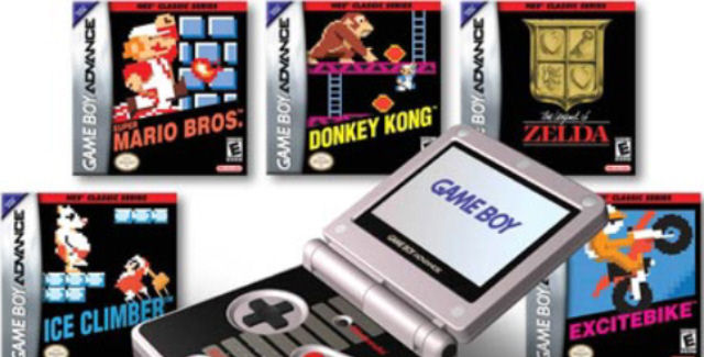 3DS Ambassador NES Games