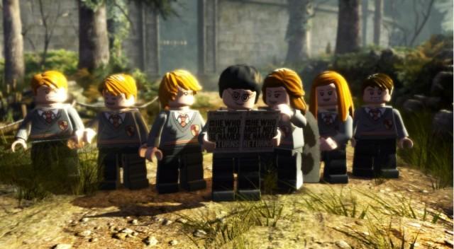 LEGO Harry Potter Screenshot