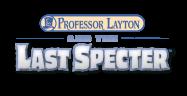 Professor Layton Last Specter Logo