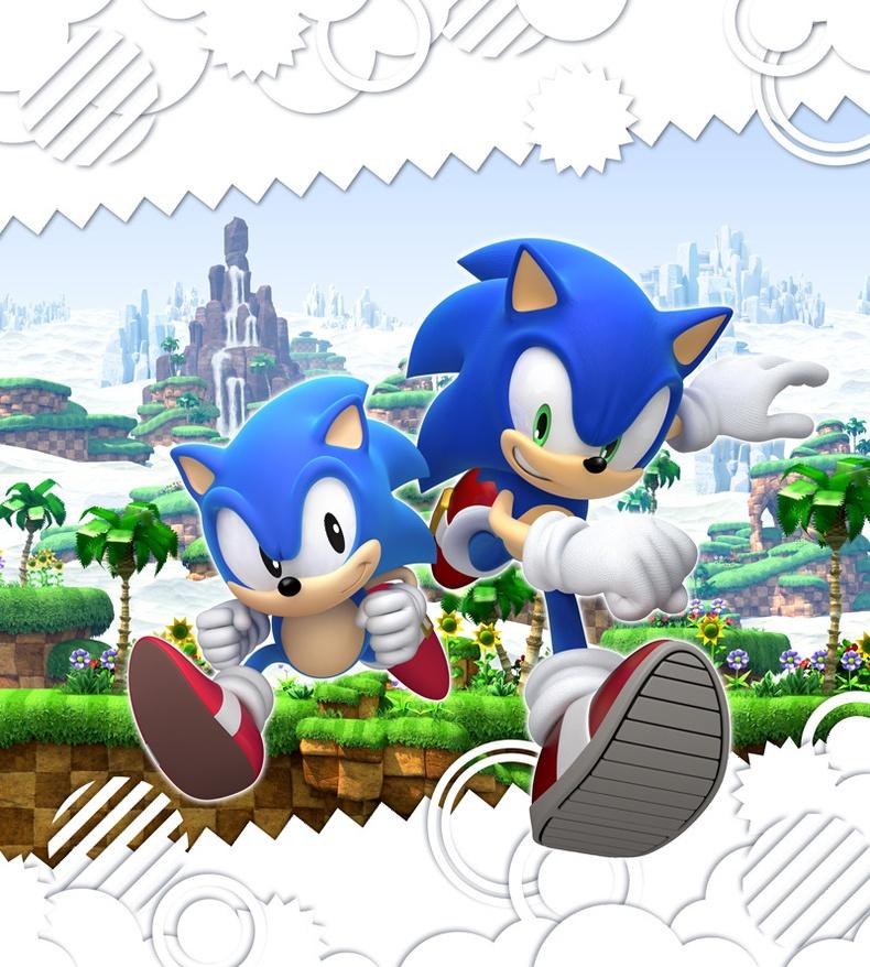 Sonic Generations Screenshot -1