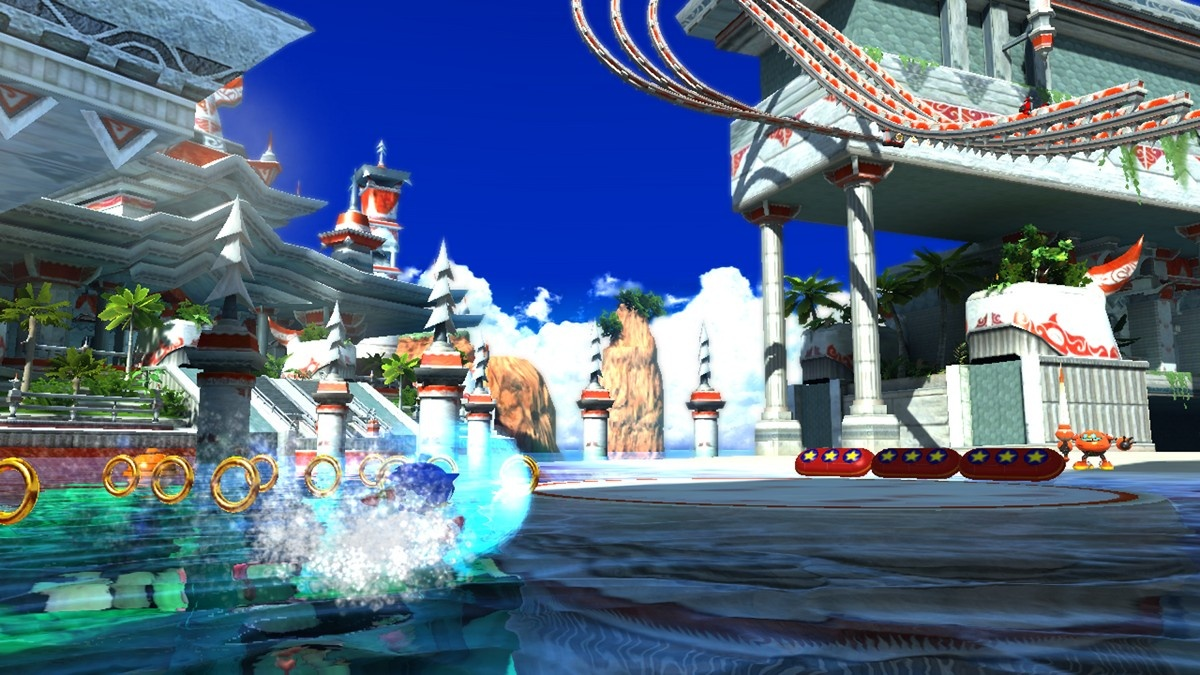 Sonic Generations Screenshot -10