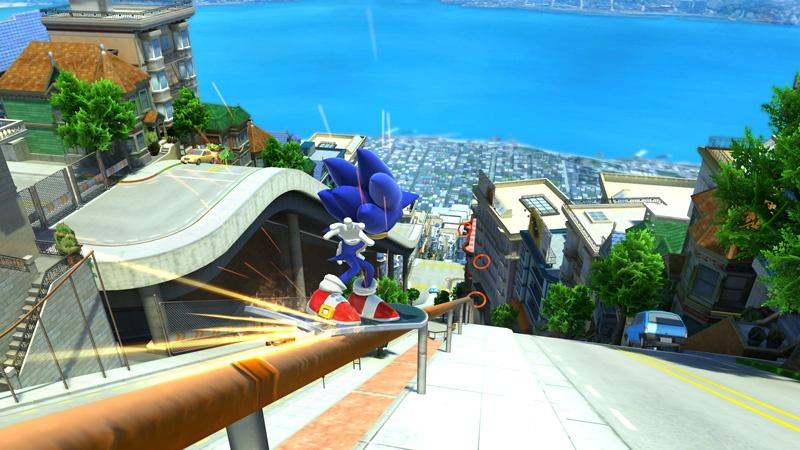 Sonic Generations Screenshot -2
