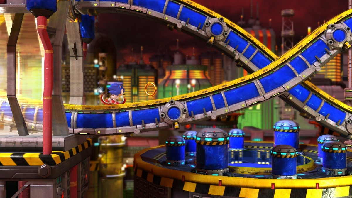 Sonic Generations Screenshot -5