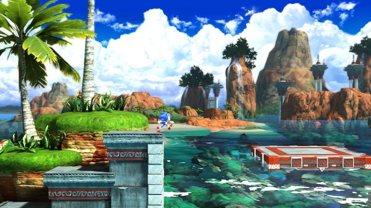 Sonic Generations Screenshot -7