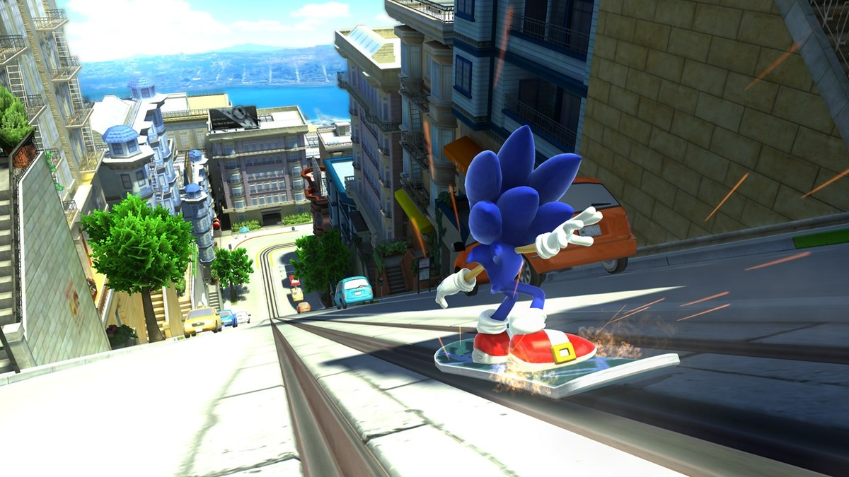 Sonic Generations Screenshot -9