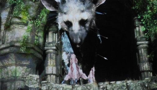 Trico Screenshot The Last Guardian