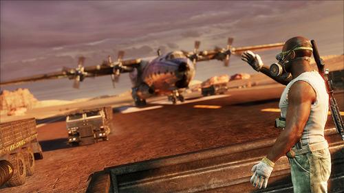 Uncharted 3 Drake's Deception Beta