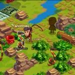 Adventure World Screenshot of RPG Snake Whipping Gameplay