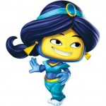 Disney Universe Jasmine Artwork