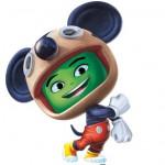 Disney Universe Mickey Mouse Artwork