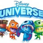 Disney Universe Cast of Characters Artwork