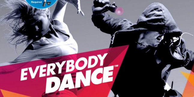 Everybody Dance PS3 Artwork