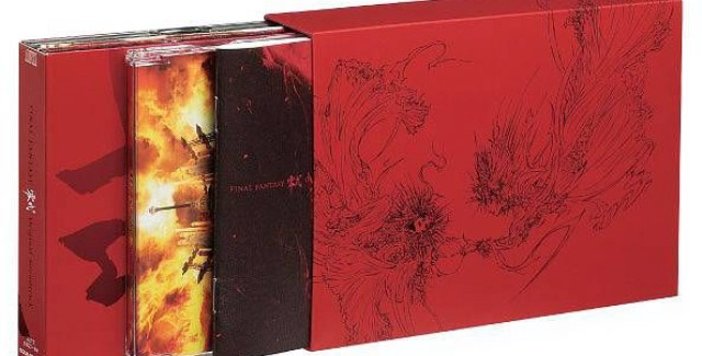 Final Fantasy Type-0 Collector's Edition Set (Japan)