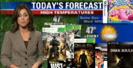 Games Weather Report of Week 38 in 2011