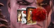 God of War Origins Collection Set Screenshot With Kratos Face