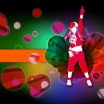 Just Dance 3 Wallpaper For Hippy Look