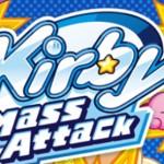 Kirby Mass Attack Walkthrough Art