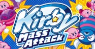 Kirby Mass Attack Walkthrough Art