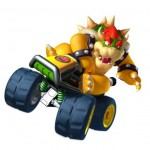 Mario Kart 7 Wallpaper Bowser