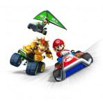 Mario Kart 7 Wallpaper - Racer Cast