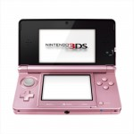 Pink 3DS Announced in Japan