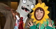 Plants vs Zombies Cosplayers. They love updates