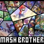 Smash Bros. Artwork. Hopefully Super Smash Bros. 4 Will Look Like This!