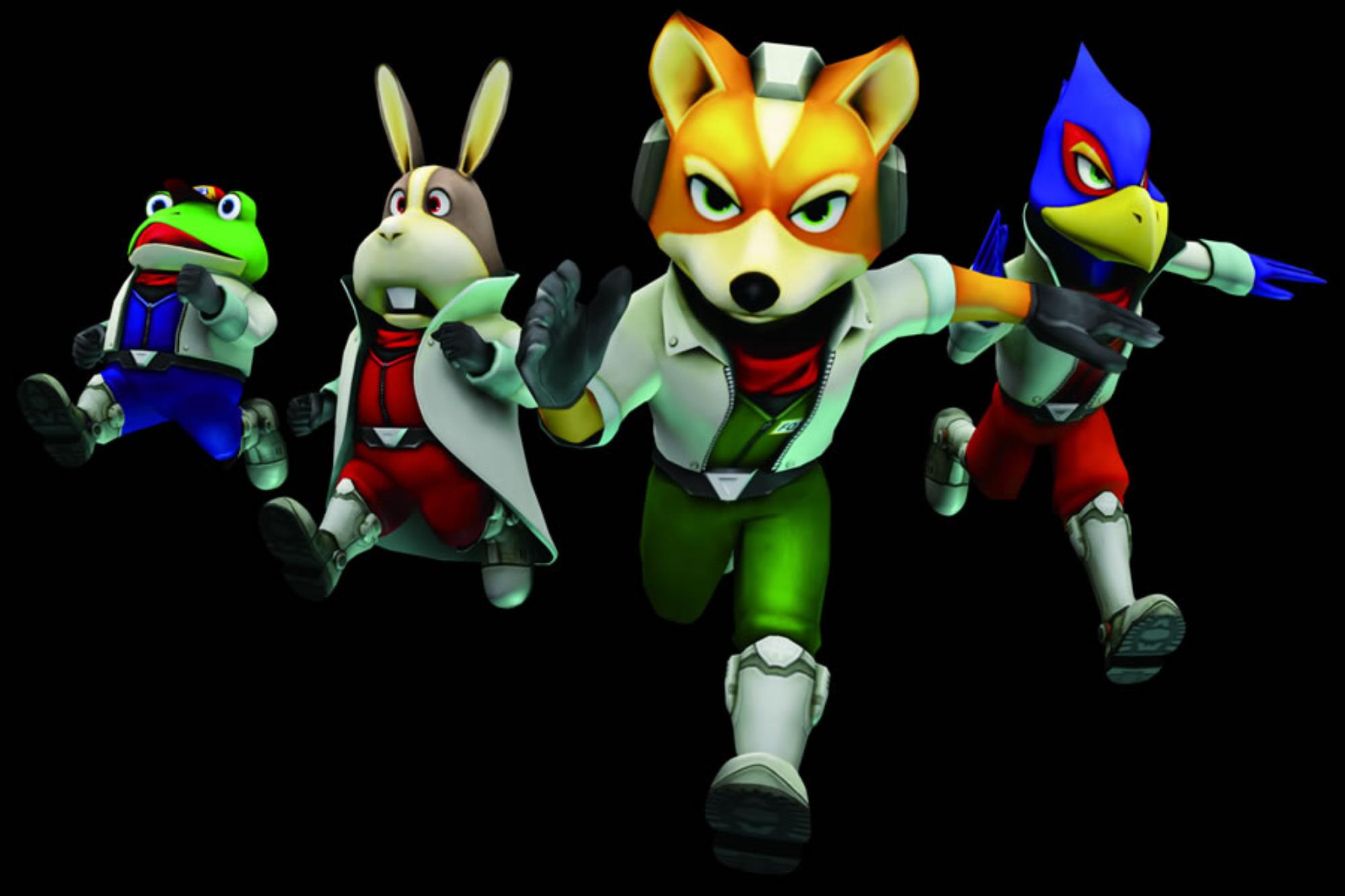 Star fox 64 virtual console review gamespot.