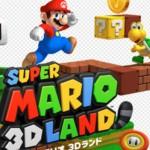 Super Mario 3D Land Wallpaper of Worlds