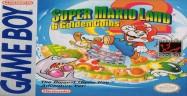 Super Mario Land 2: 6 Golden Coins logo